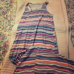 Dresses & Skirts - Maxi stripped dress